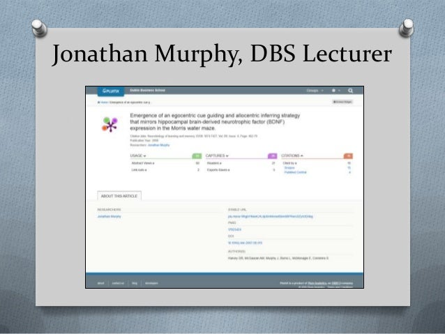 John Hyland, DBS Lecturer