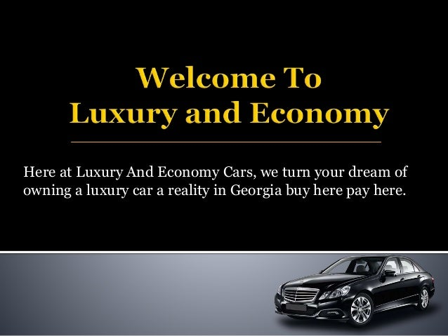 Buy Here Pay Here Cars >> Marietta Buy Here Pay Here Car