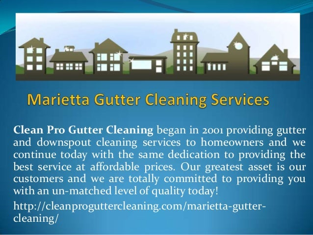 Clean Pro Gutter Cleaning began in 2001 providing gutter and downspout cleaning services to homeowners and we continue tod...