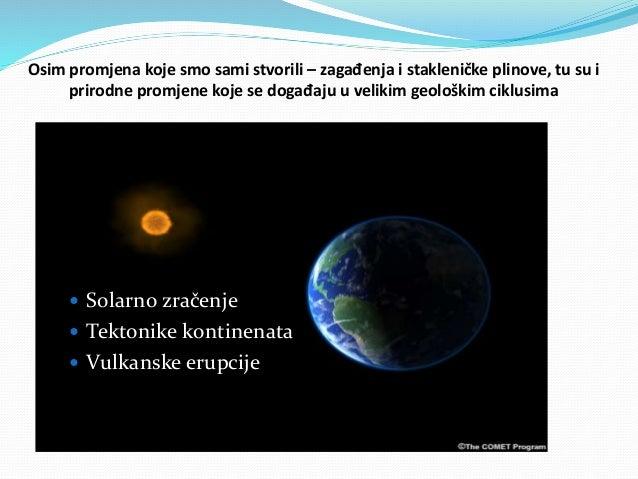 Projekcije za Hrvatsku 2041-2070  U drugom razdoblju buduće klime (2041- 2070) očekivana amplituda porasta u Hrvatskoj zi...