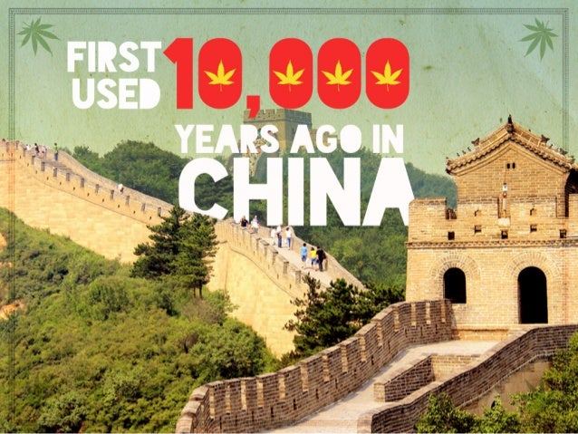 First used 10,000 years ago in China.