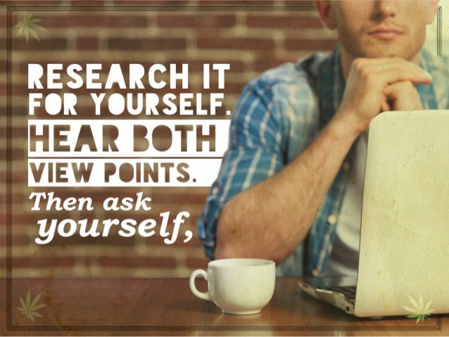 Research it for yourself. Hear both view points.Then ask yourself,