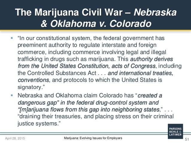 Drug Laws and Drug Crimes