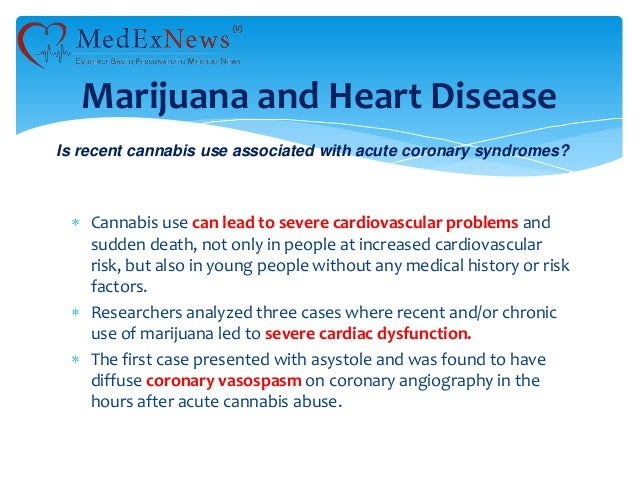 the acute and chronic effects of marijuana on individuals In the report the health effects of cannabis and cannabinoids: the current state of evidence and recommendations for research, an expert, ad hoc committee of the national academies of sciences, engineering, and medicine presents nearly 100 conclusions related to the health effects of cannabis and cannabinoid use.