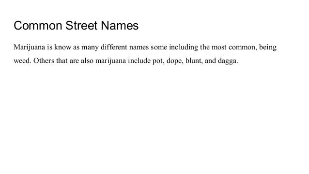 Marijuana presentation (1)