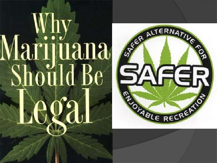 why marijuana should be ligal The government should legalize medical marijuana nationwide, due to the facts shown by these studies individuals who have been diagnosed with terminal and severe medical conditions would be the only ones allowed usage of this drug.