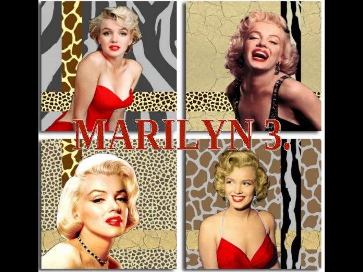 MARILYN 3.