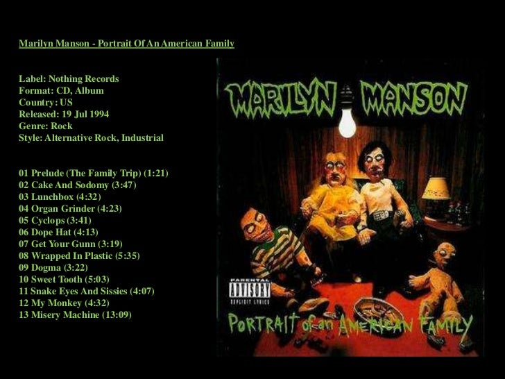 Marilyn manson sweet dreams live 6