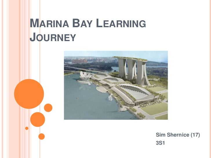 MARINA BAY LEARNINGJOURNEY                      Sim Shernice (17)                      3S1
