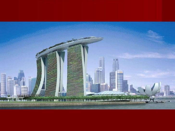 Marina bay sands park   singapore