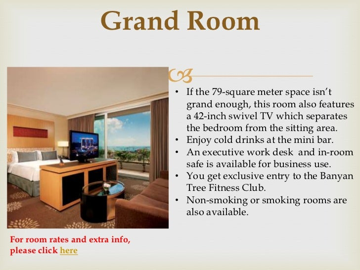 For room rates and extra info please click here  4. Marina Bay Sands Hotel Rooms