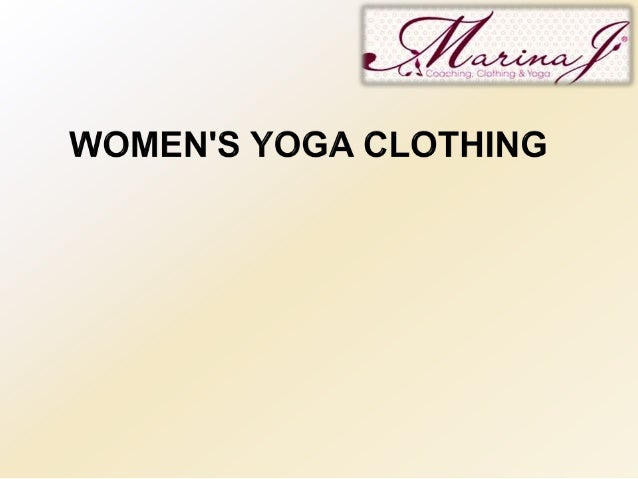 A typical yoga outfit composes of a fitted vest, pair of leggings and a loose fit layering top. Fundamentally clothes must...
