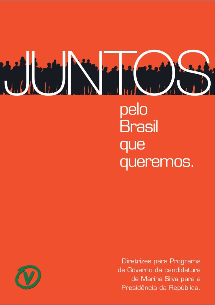 Convocação  Chegou a hora de acreditar que vale a pena, juntos, criarmos um grande movimento para que o Brasil vá além e c...
