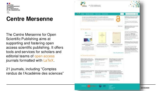 DOAB Directory of open access books 04/05/2021 25