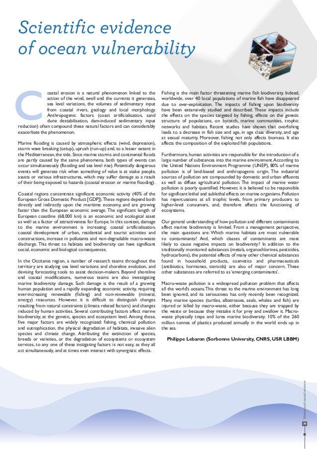 Marine and-coastal-sciences-thematic-file-agropolis-international