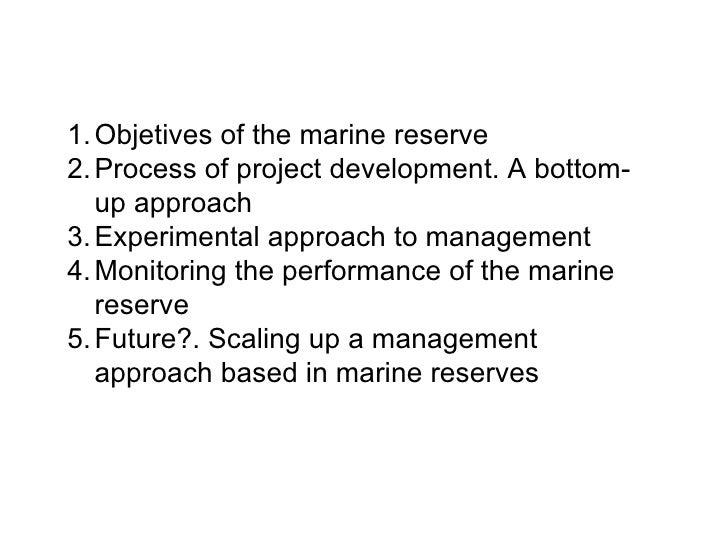 Marine Reserve Galicia (May07) Slide 2