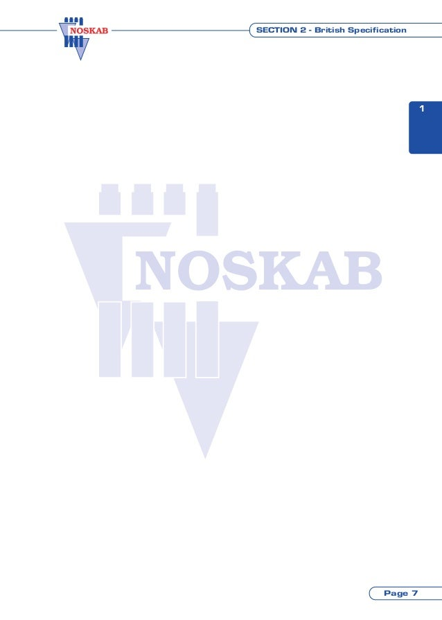 Marine And Offshore Cables Noskab Catalogue