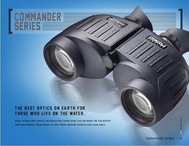 Marine catalog steiner optics trade
