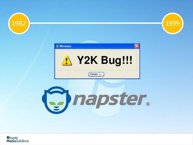 Y2K Bug!!! Details >> 1982 1999