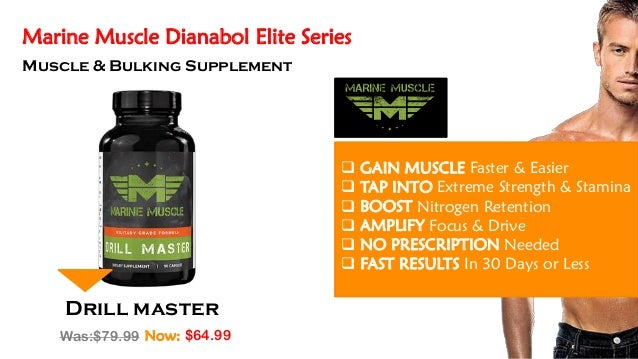 Marine Muscle Supplements (Prices + Reviews) | All-American