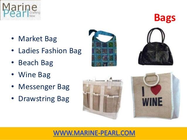 Shopping Bags By Marine Pearl Impex Pvt Ltd New Delhi