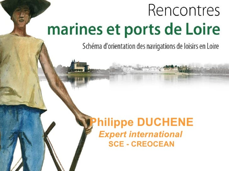 Philippe DUCHENE Expert international  SCE - CREOCEAN
