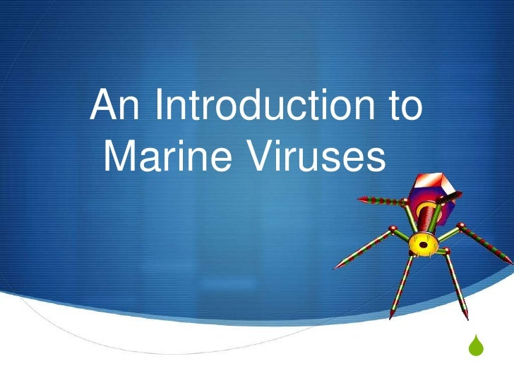 An Introduction to Marine Viruses<br />