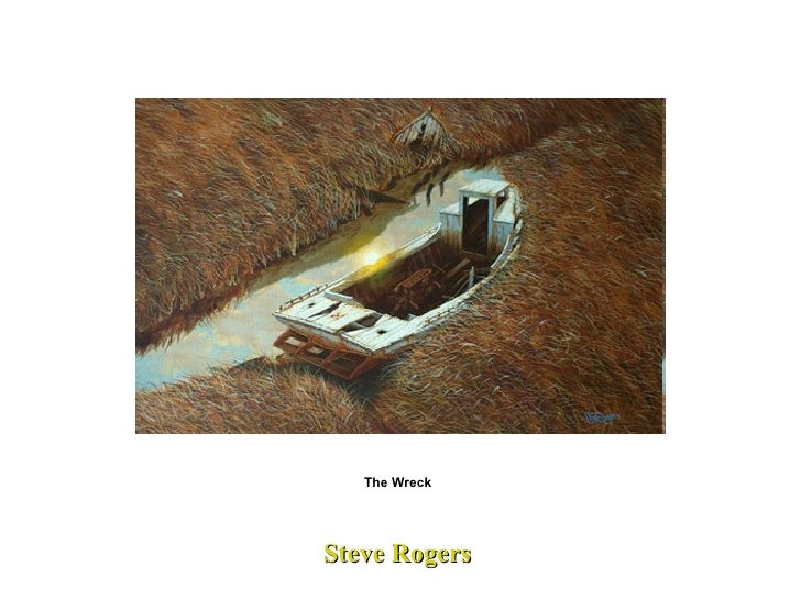 Steve Rogers The Wreck