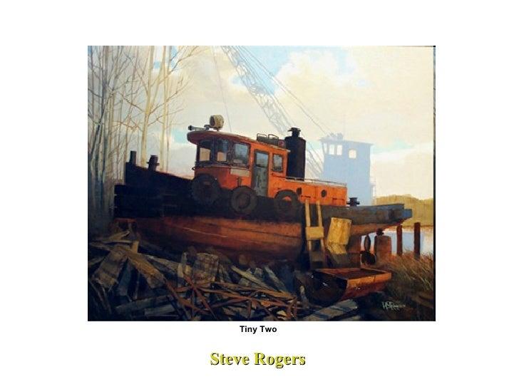 Steve Rogers Tiny Two