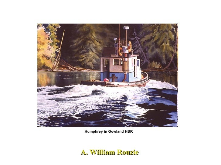 A. William Rouzie Humphrey in Gowland HBR