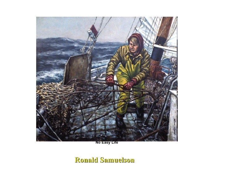 Ronald Samuelson No Easy Life