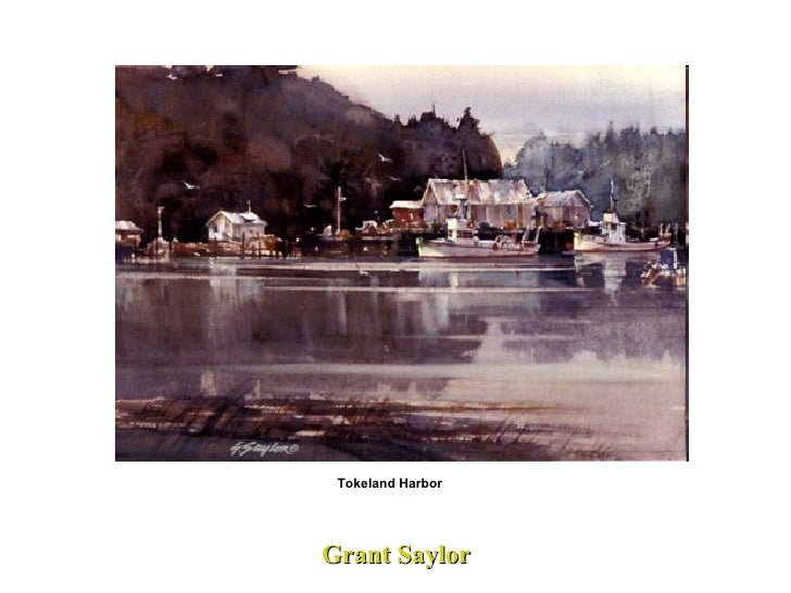 Grant Saylor   Tokeland Harbor