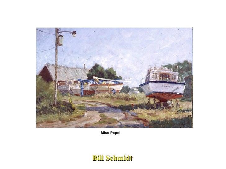 Bill Schmidt   Miss Pepsi