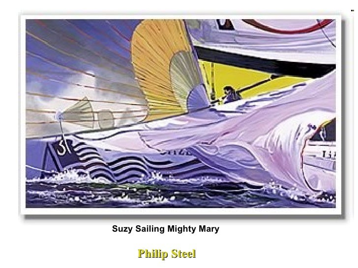 Philip Steel Suzy Sailing Mighty Mary