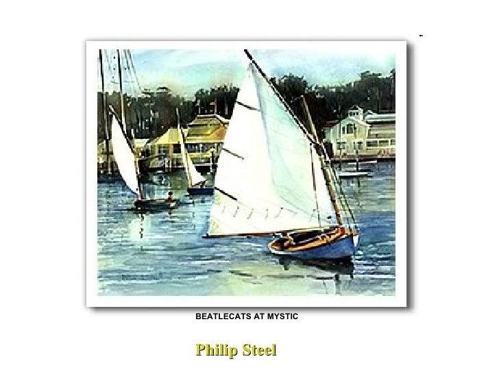 Philip Steel BEATLECATS AT MYSTIC