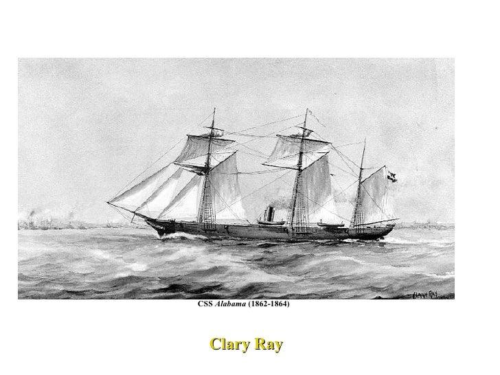 Clary Ray CSS  Alabama  (1862-1864)