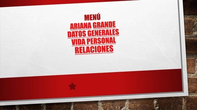 Ariana Grande - Butera (n. Boca Ratón, Florida, 26 de junio de 1993) es una actriz, cantante y compositora estadounidense....