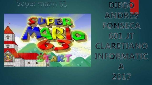 download super mario 63 runouw