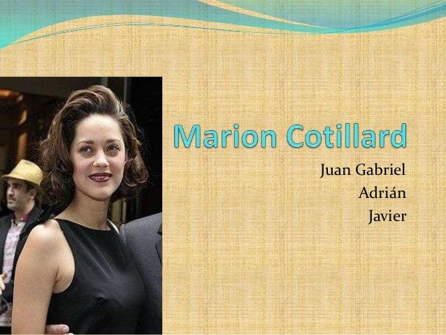 Juan GabrielAdriánJavier