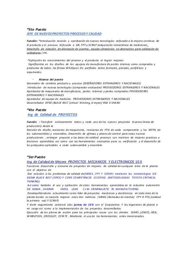 Mario puente curriculum 08 2015 Slide 3