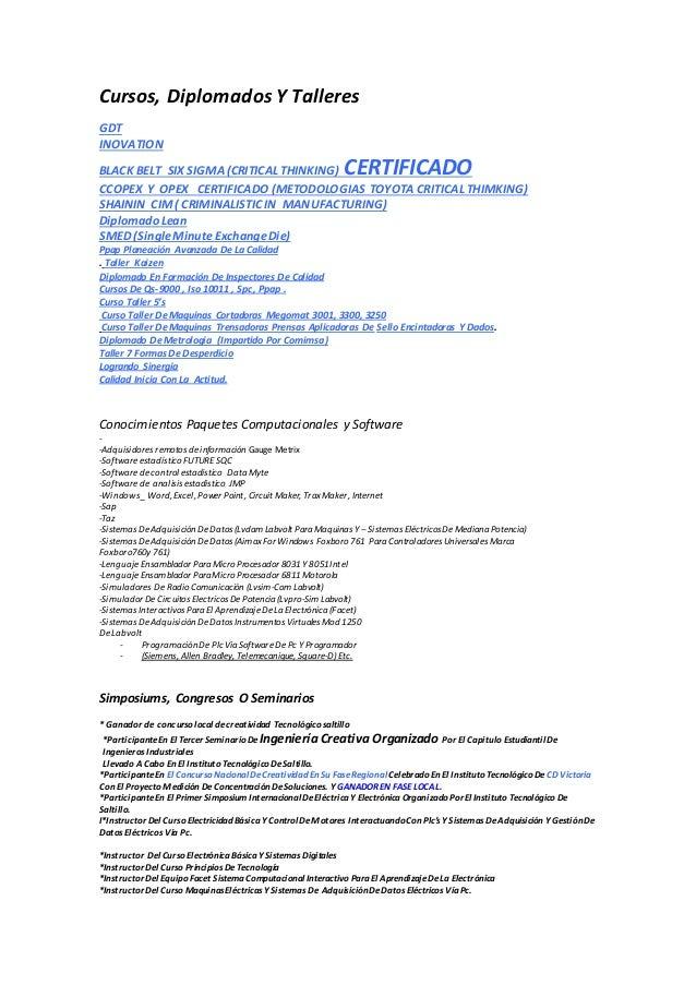 Mario puente curriculum 08 2015