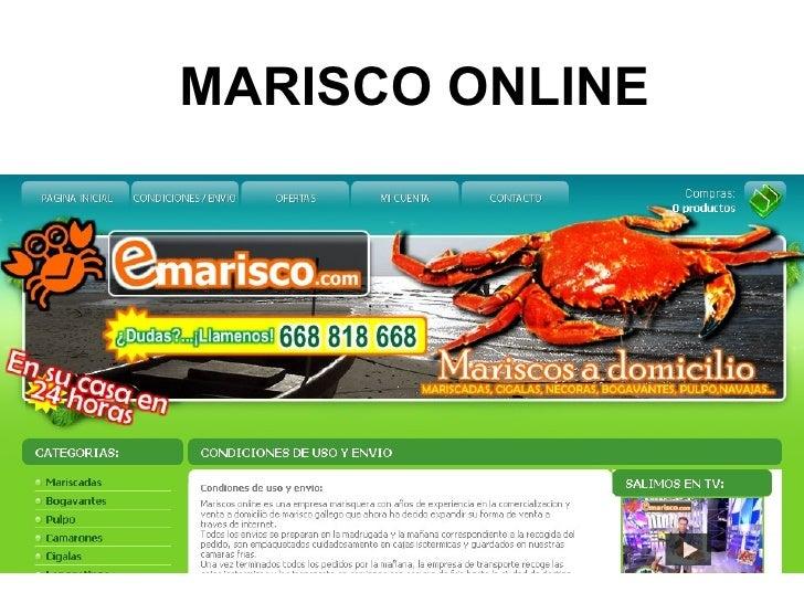 MARISCO ONLINE