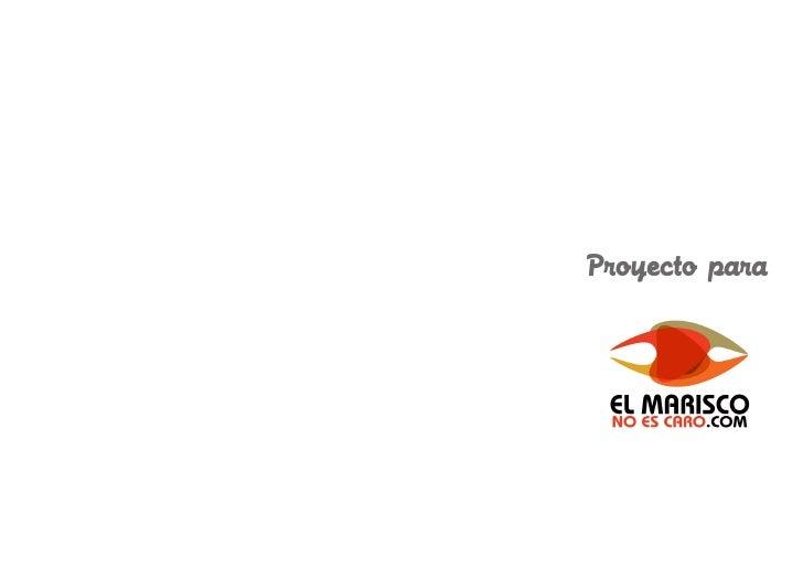 Proyecto para