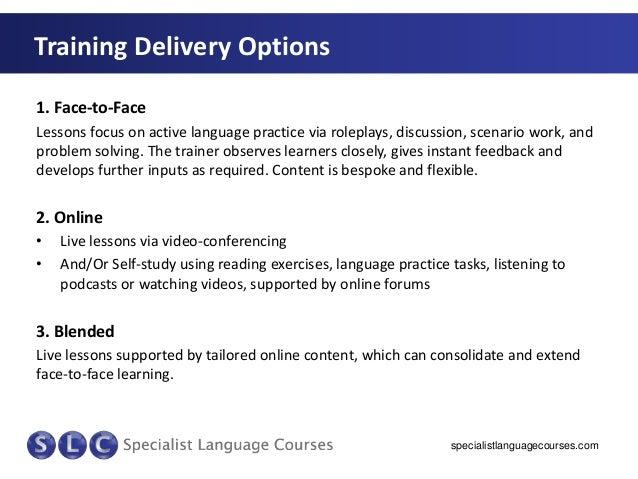 Maritime English courses worldwide