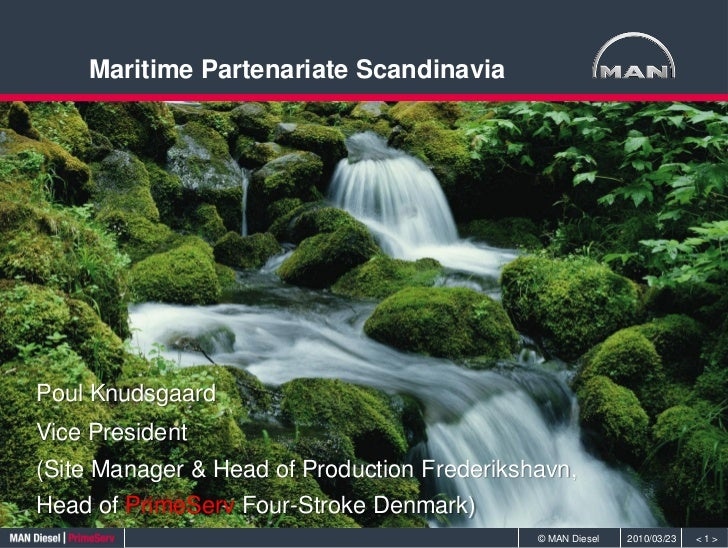 Maritime Partenariate ScandinaviaPoul KnudsgaardVice President(Site Manager & Head of Production Frederikshavn,Head of Pri...