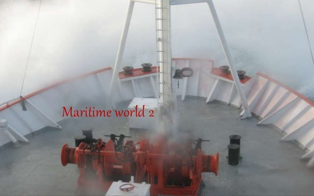 Maritime worldMaritime world 2