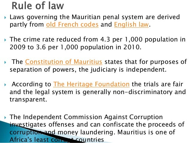 perception of money laundering in mauritian population Public perception of wealthy  ipl chief lalit modi was accused of tax evasion and laundering money  further the tax on interest income earned by mauritian.