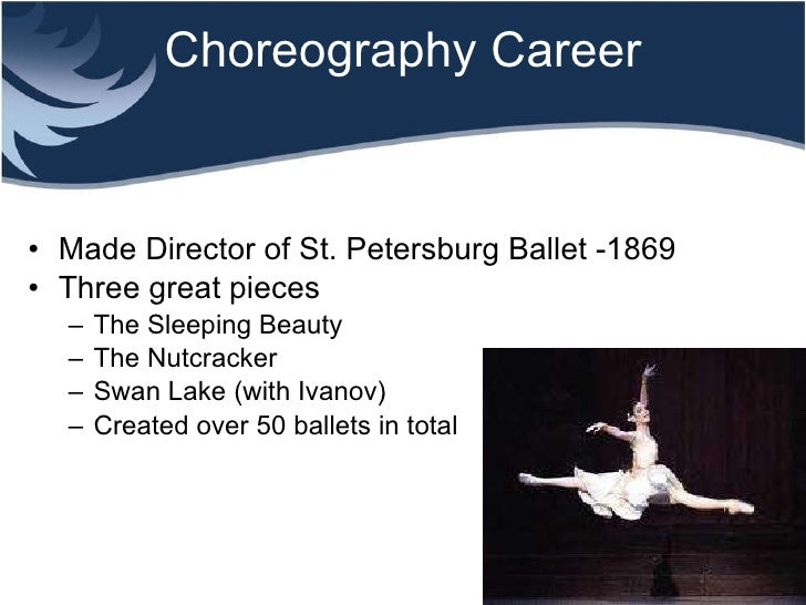 the life and dance career of marius petipa Marius petipa was both a dancer and later a choreographer and is best  include : biography of martha graham : her life and dance career.