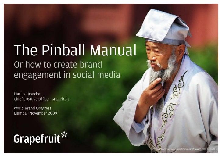 The Pinball Manual