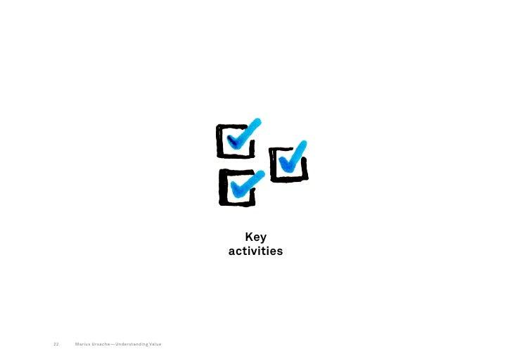 Key                                          partners24   Marius Ursache—Understanding Value